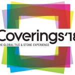 Visit us at Coverings 2018