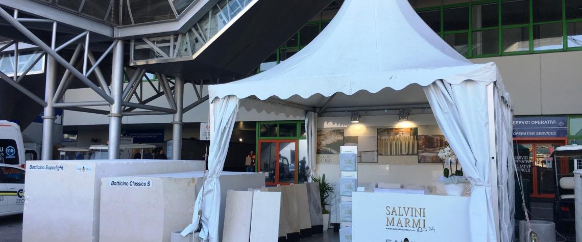 Photos from MARMOMACC TRADE Fair – Verona (Italy) 2017