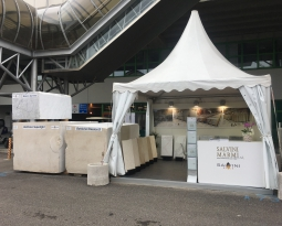 Photos from MARMOMACC TRADE Fair – Verona (Italy) 2019