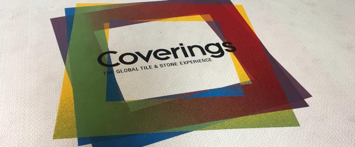 Photos from COVERINGS Show – Atlanta (USA) 2018