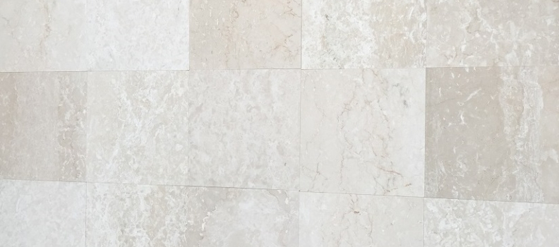 OUTLET – Discounted Botticino marble tiles in stock