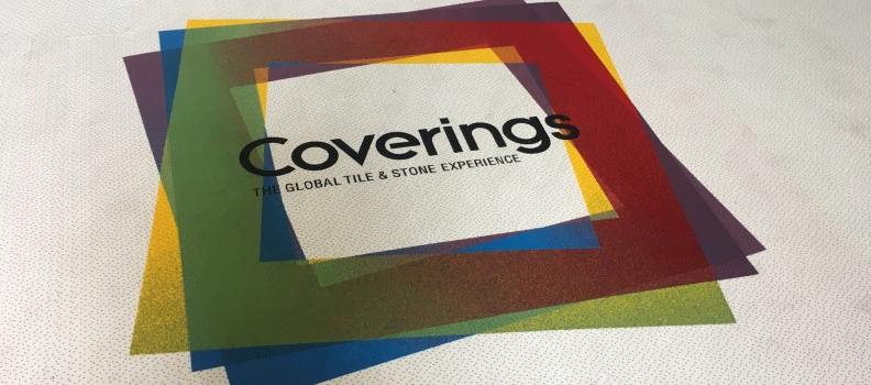 Photos from COVERINGS Show – Atlanta (USA)