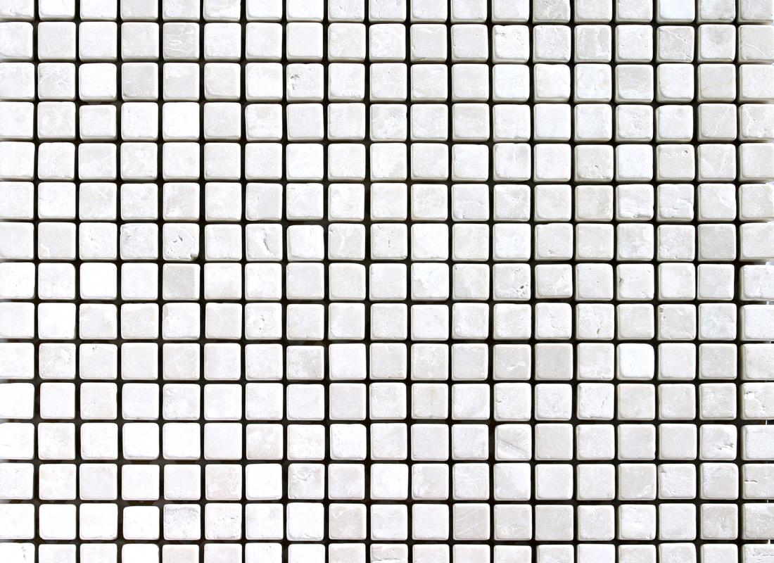 """""""Antique-Tumbled"""" Classic Mosaic"""